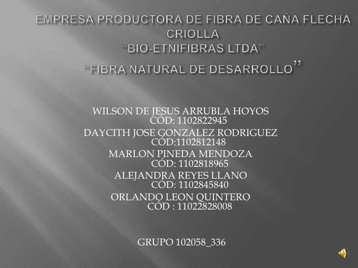 WILSON DE JESUS ARRUBLA HOYOS           CÓD: 1102822945DAYCITH JOSE GONZALEZ RODRIGUEZ            CÓD:1102812148   MARLON ...