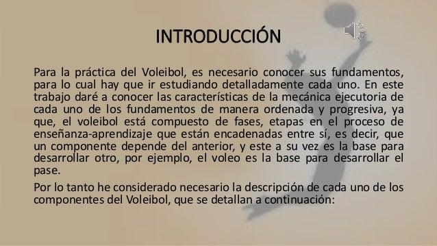 METODOLOGIA DE LOS FUNDAMENTOS TACTICOS Y ESTRATEGIAS DEL VOLEIBOL Slide 2