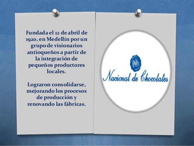 Fundada el 12 de abril de 1920, en Medellín por un grupo de visionarios antioqueños a partir de la integración de pequeños...