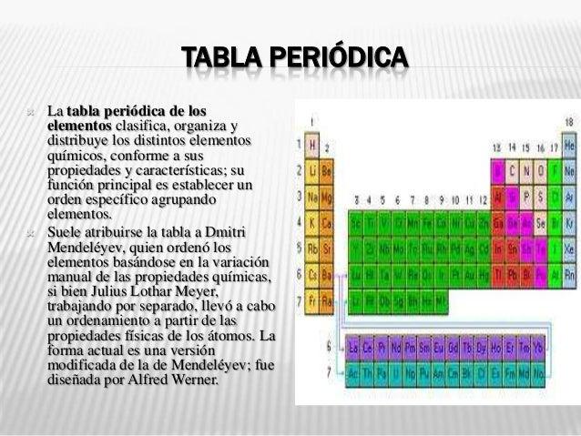 Trabajo final de qumica 3 historia el descubrimiento de los elementos la historia de la tabla peridica urtaz Choice Image