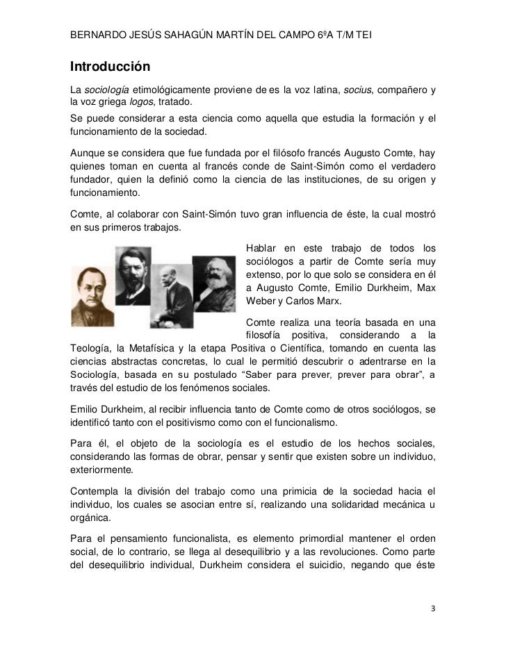 comte durkheim and marx essay In his lifetime, weber penned numerous essays and books with these  contributions, he is considered, along with karl marx, émile durkheim,.