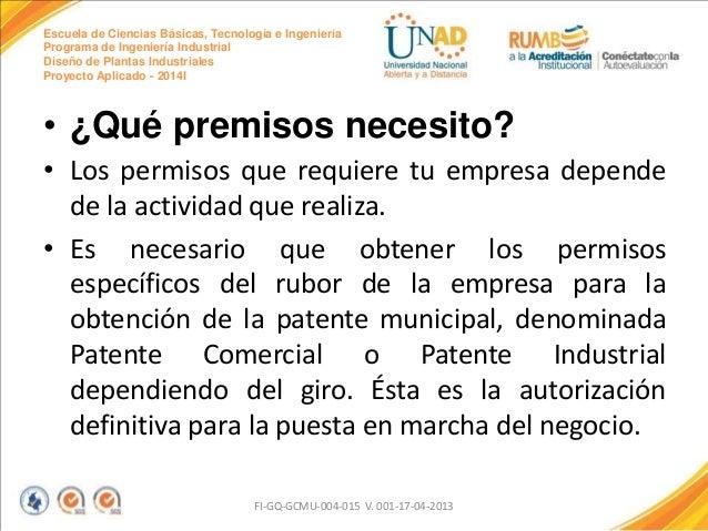 Legislaci n permisos y plan de ordenamiento territorial for Plan de negocios de un vivero de plantas
