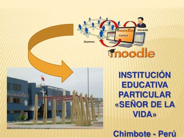INSTITUCIÓNEDUCATIVAPARTICULAR«SEÑOR DE LAVIDA»Chimbote - Perú