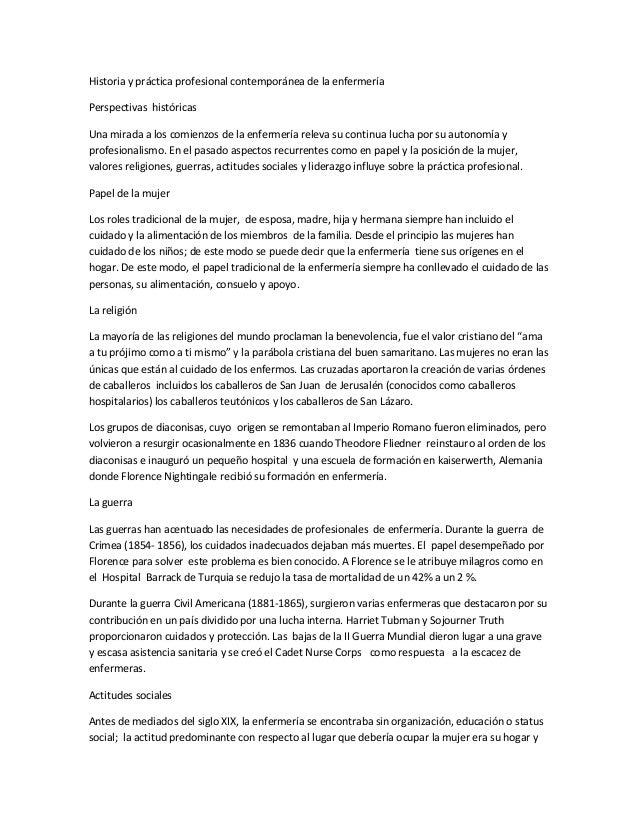 Trabajo final historia y pr ctica profesional for Caracteristicas de la contemporanea