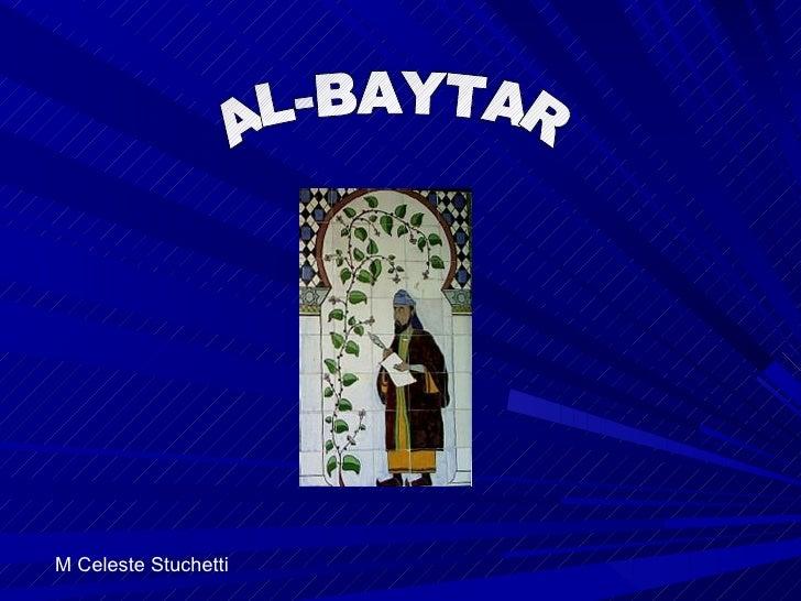 AL-BAYTAR M Celeste Stuchetti
