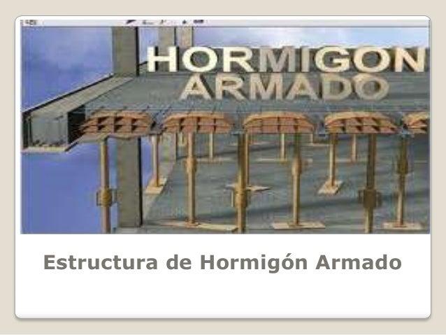 Estructura de Hormigón Armado