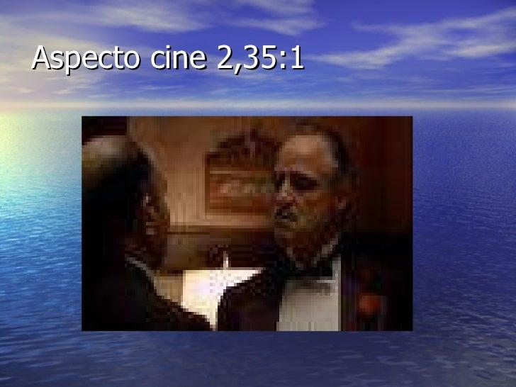 Aspecto cine 2,35:1