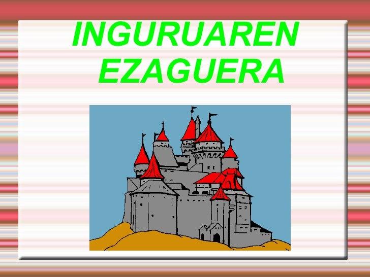 INGURUAREN EZAGUERA