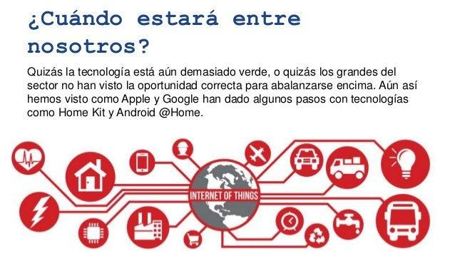 ¿Cuándo estará entre nosotros? Quizás la tecnología está aún demasiado verde, o quizás los grandes del sector no han visto...