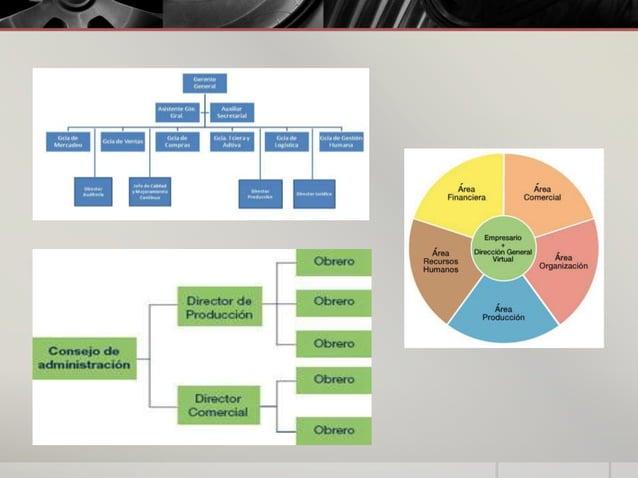 La función de organización