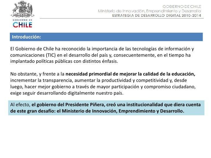 Estrategia digital 2010 2014 ministerio de innovaci n for Ministerio de innovacion