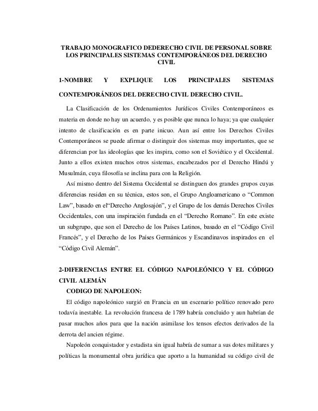 Matrimonio Romano Trabajo Monografico : Trabajo monografico dederecho civil de personal sobre los