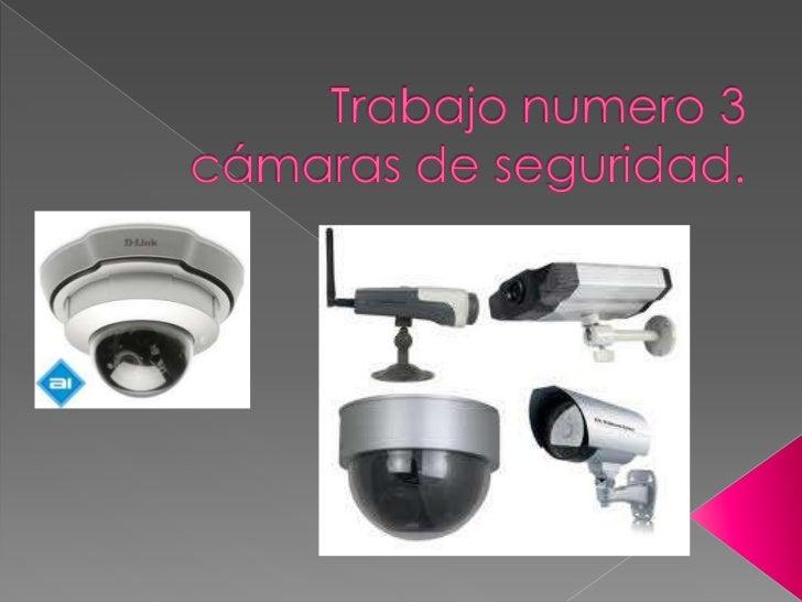  Las cámaras IP en nuestra sociedad son  muy importantes ya que nos permiten  saber todo lo que pasa cuando y  donde.Esta...