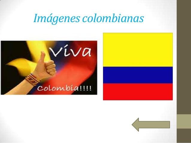 Imágenes colombianas