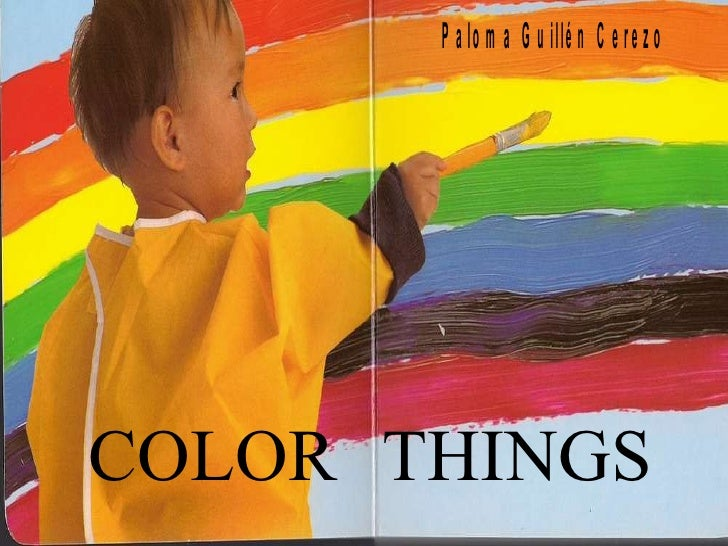 COLOR   THINGS