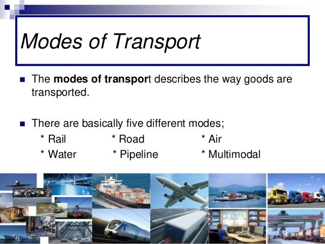 transport modes rail interoperability