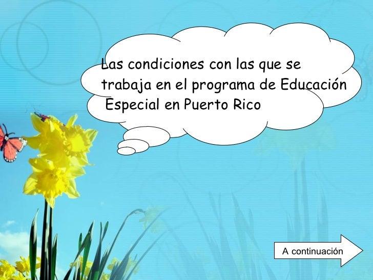 Educacion Especial Definiciones y estrategias Slide 3