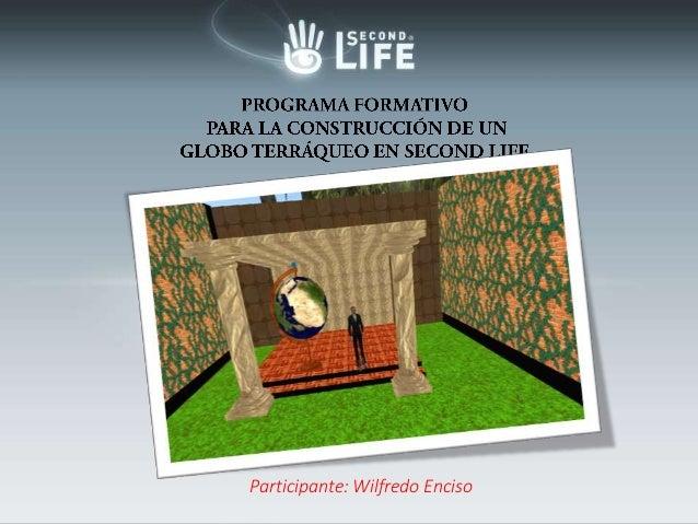 Participante: Wilfredo Enciso
