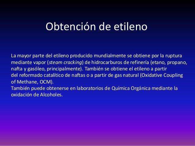 Etileno presentacion ees juana manso for De donde se obtiene el marmol