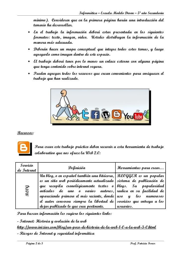 Trabajo práctico blog nosotros en la web Slide 2