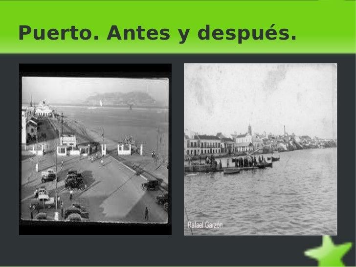 Algeciras ayer y hoy - Puerto de algeciras hoy ...