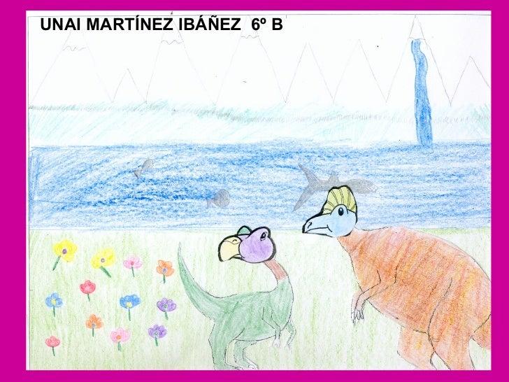 UNAI MARTÍNEZ IBÁÑEZ 6º B