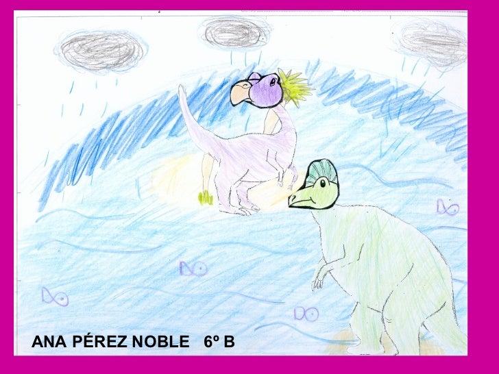 ANA PÉREZ NOBLE 6º B