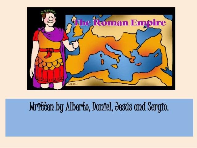 Written by Alberto, Daniel, Jesús and Sergio.