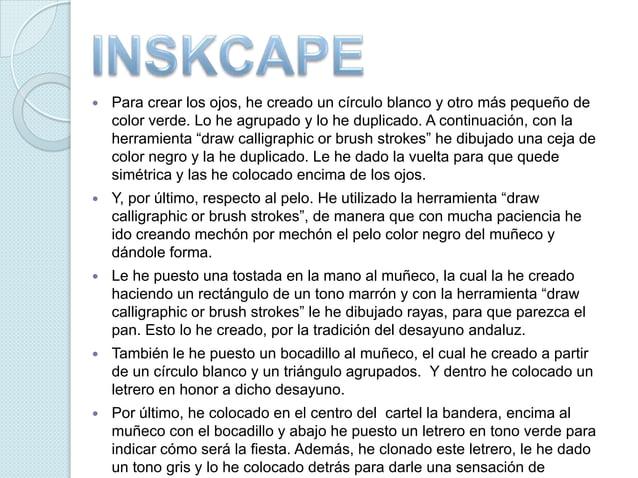 GIMP E INSKCAPE