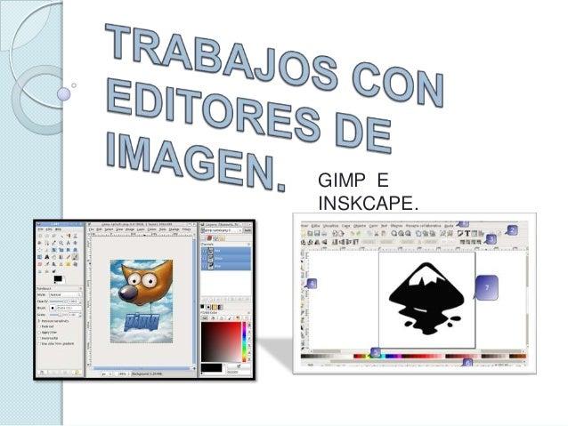 GIMP EINSKCAPE.