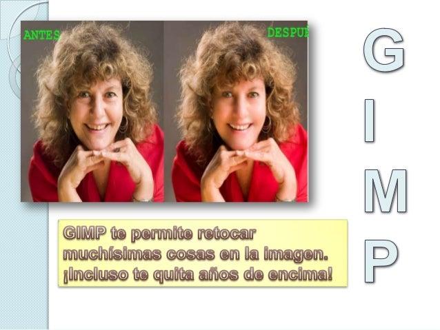GIMP E INSKCAPE Slide 2