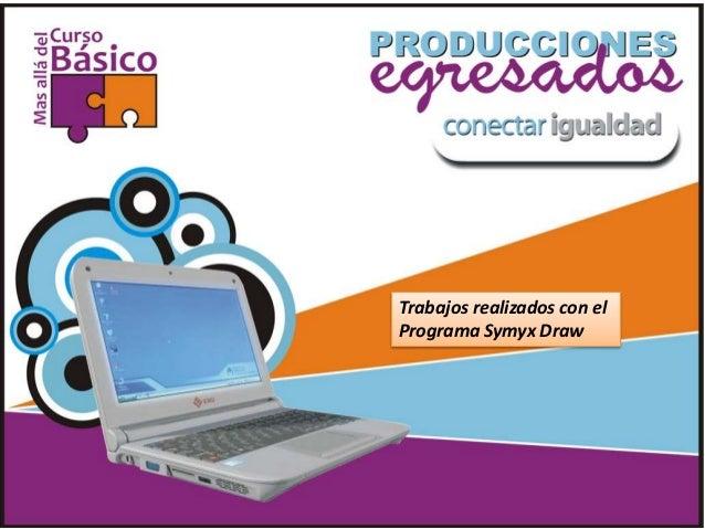 Trabajos realizados con elPrograma Symyx Draw