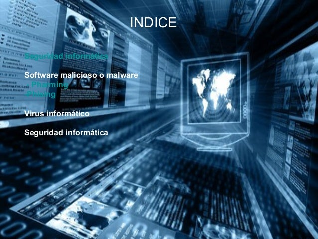 Trabajo seguridad informática Slide 2