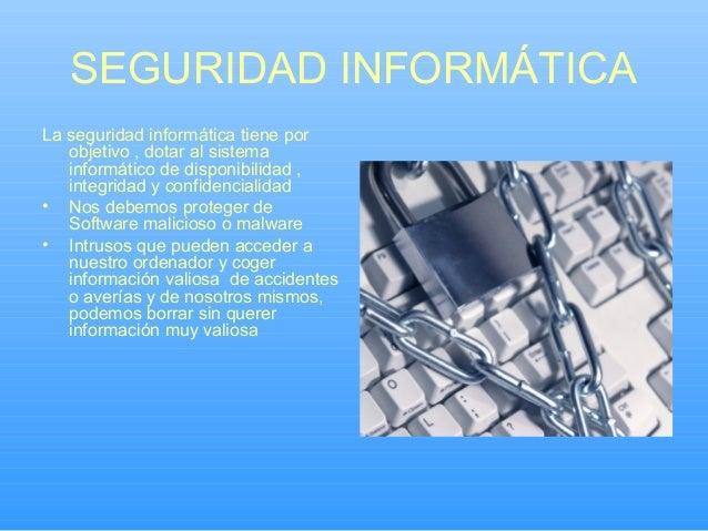 Trabajo seguridad informática Slide 3
