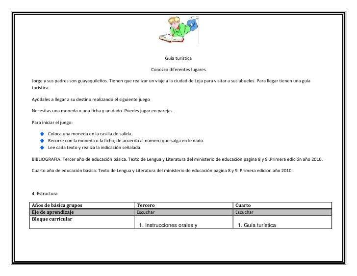 escritas/reglas de juegoDestreza con criterio de desempeño                                             Escuchar atentament...