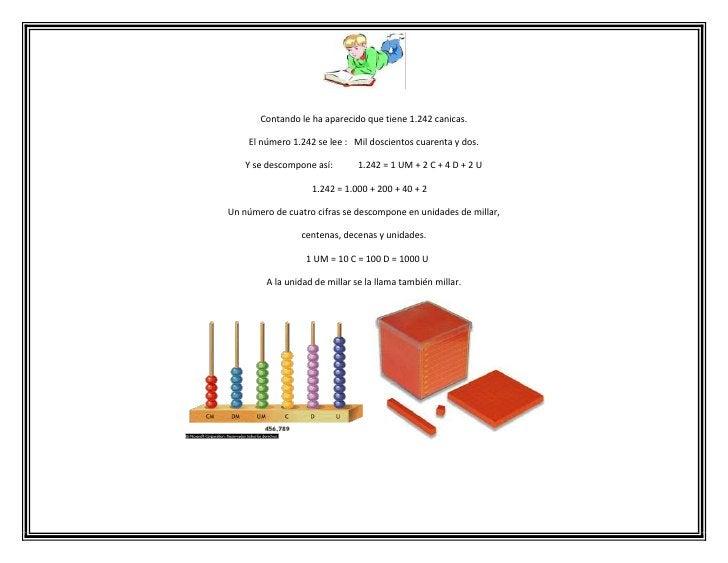 BIBLIOGRAFIA: Tercer año de educación básica. Texto de matemática del ministerio de educación pagina 9 y 10.Primera edició...