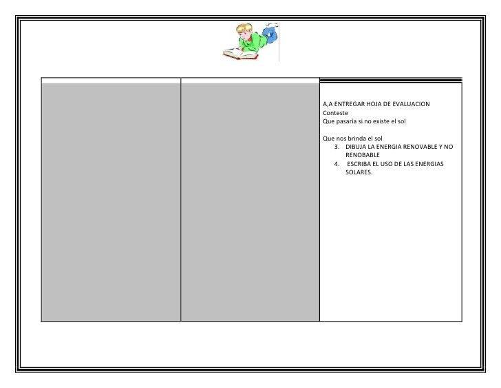 RECURSOS                              Medio natural texto y hoja de evaluación       Texto de ciencias naturales cuaderno ...