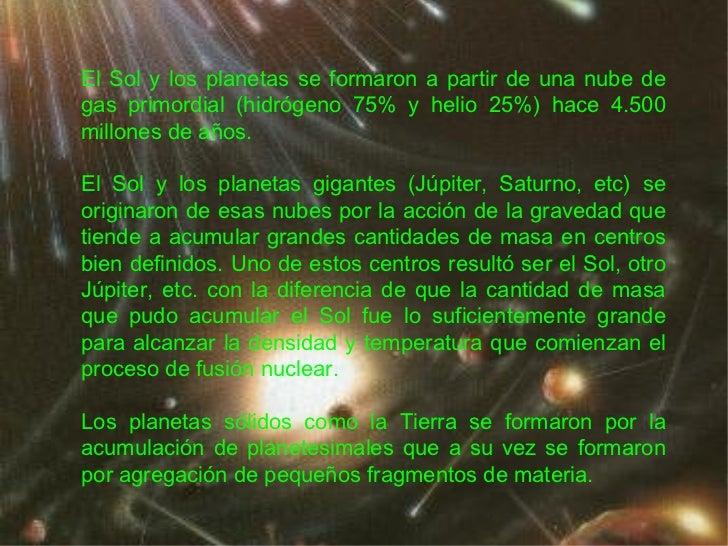 hipotesis del sistema solar pdf
