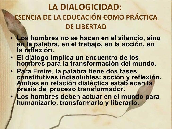 Frases De Pedagogia: Trabajo Sobre Paulo Freire Grupo 7