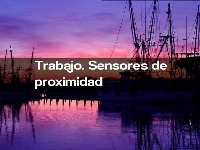 Índice                      3. Objeto 4. Cronología 5. Definición de sensor 6. Sensor capacitivo 7. Ap...