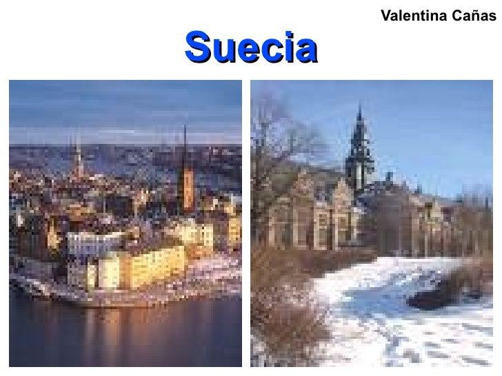 Suecia Valentina Cañas