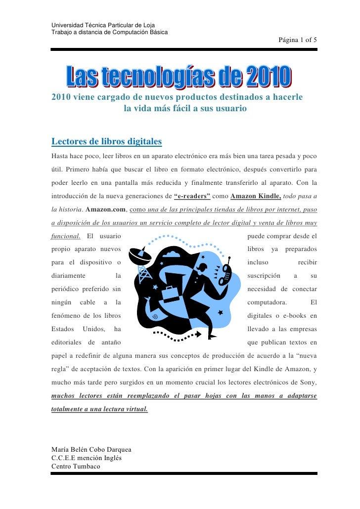 Trabajo word 1er bimestre Computacion Basica