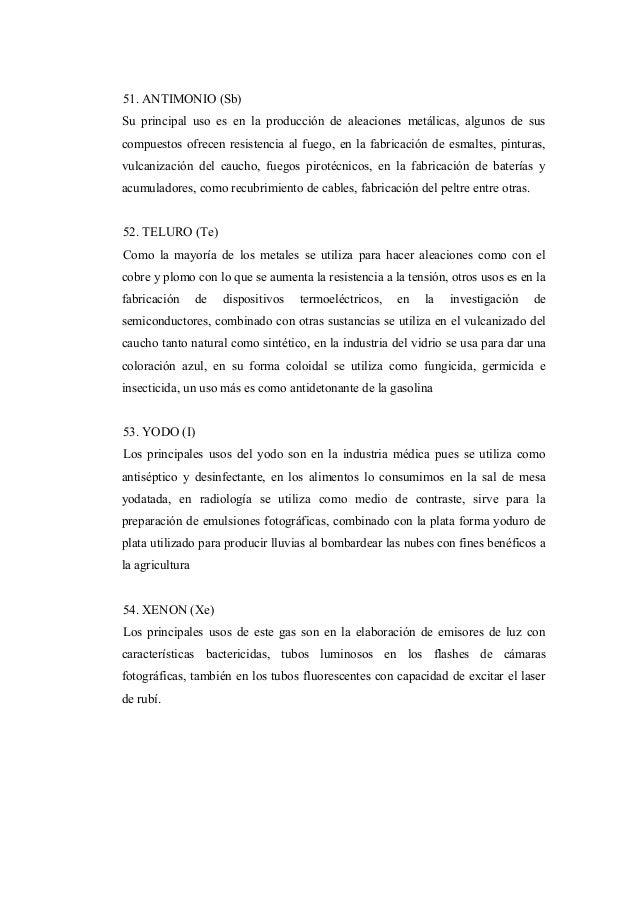 Elementos de la tabla periodica yeisilin santaella se utiliza en la preparacin de insecticidas 19 urtaz Gallery