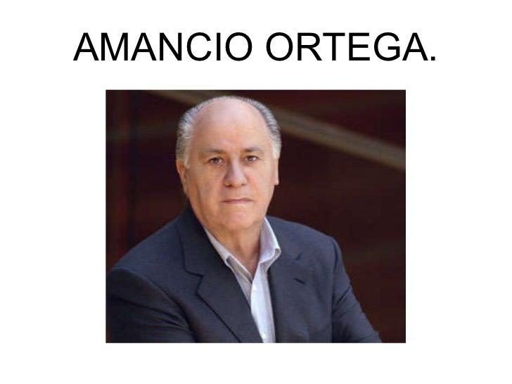 amancio