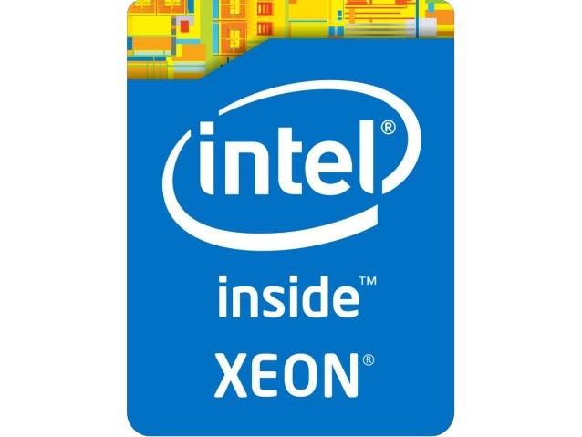 O Que é xeon? • Xeon (que na verdade se pronuncia Zíon) é uma serie de processadores da intel para micro servidores. O Nom...