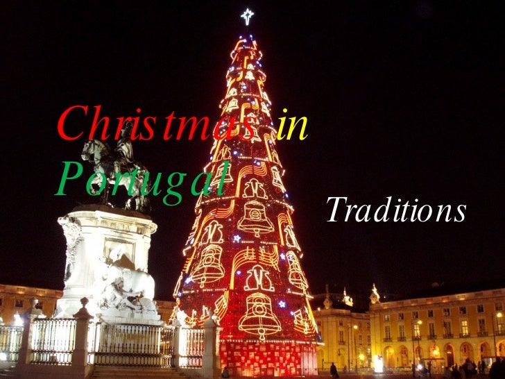 Christmas   in   Portugal Traditions