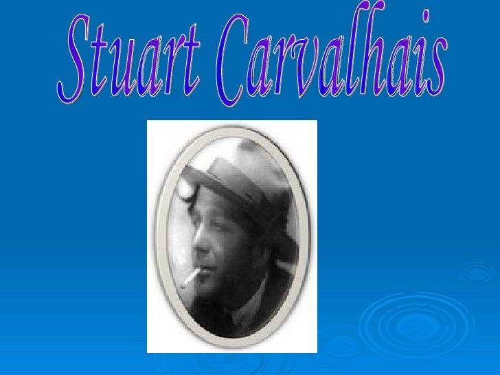 Stuart Carvalhais