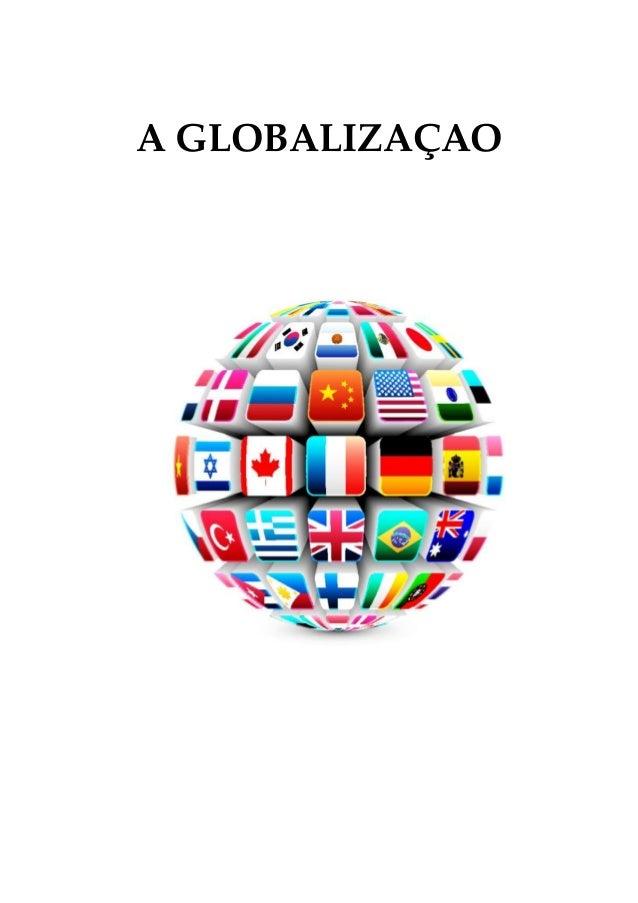 A GLOBALIZAÇAO