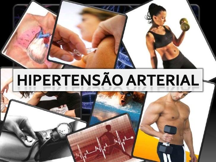 HIPERTENSÃO ARTERIAL<br />