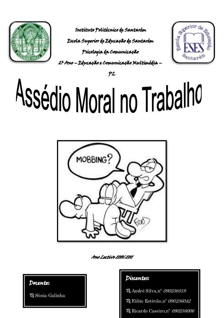 4758690-156845-737235-156845Instituto Politécnico de Santarém<br />Escola Superior de Educação de Santarém<br />Psicologia...